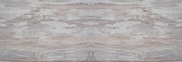 Fundo de textura de madeira branca, painel longo de madeira