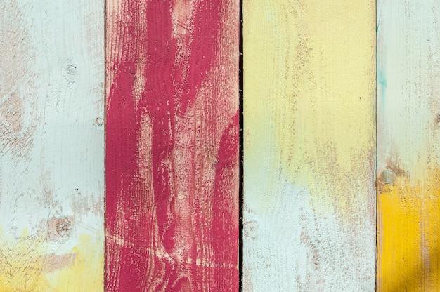 Fundo de textura de madeira colorida