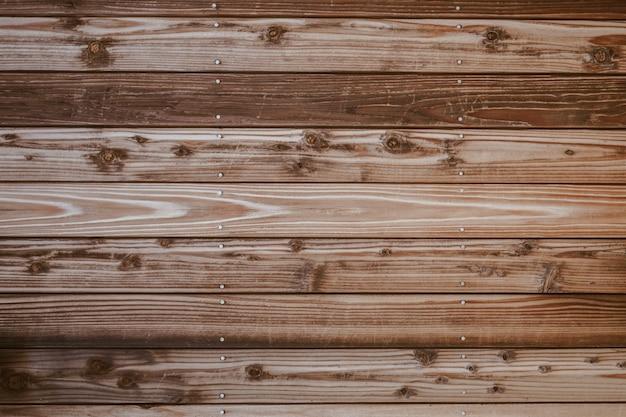 Fundo de textura de madeira com pranchas de madeira