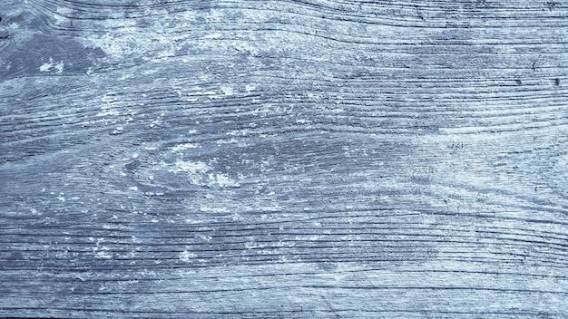 Fundo de textura de madeira com tom de cor de inverno