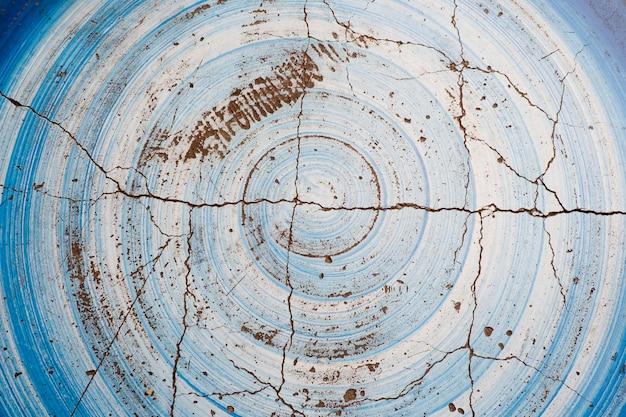 Fundo de textura de madeira de cor azul