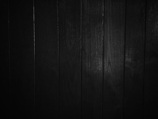 Fundo de textura de madeira preto escuro.