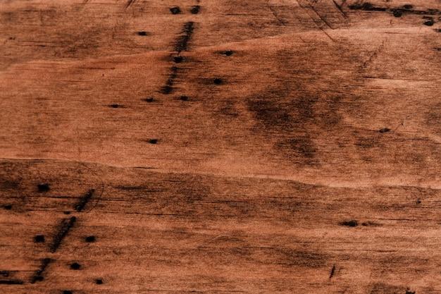 Fundo de textura de madeira retrô e cópia espaço