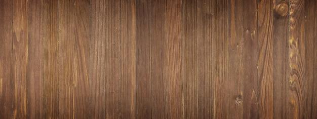 Fundo de textura de madeira vintage. vista de mesa rústica
