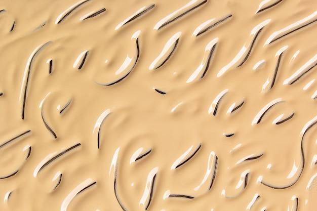 Fundo de textura de maquiagem