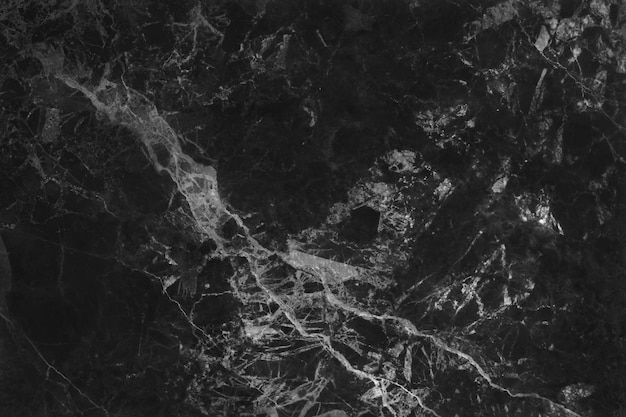 Fundo de textura de mármore cinza preto no padrão natural com alta resolução, brilho sem emenda do piso de pedra de luxo de azulejos para interior e exterior.