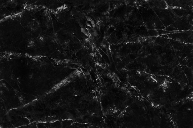 Fundo de textura de mármore cinza preto, vista superior do piso de pedra de azulejos naturais