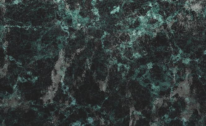 Fundo de textura de mármore de luxo verde escuro