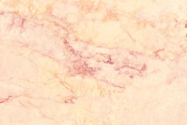 Fundo de textura de mármore de ouro rosa, piso de pedra natural.