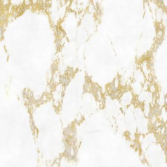 Fundo de textura de mármore elegante com destaques de ouro