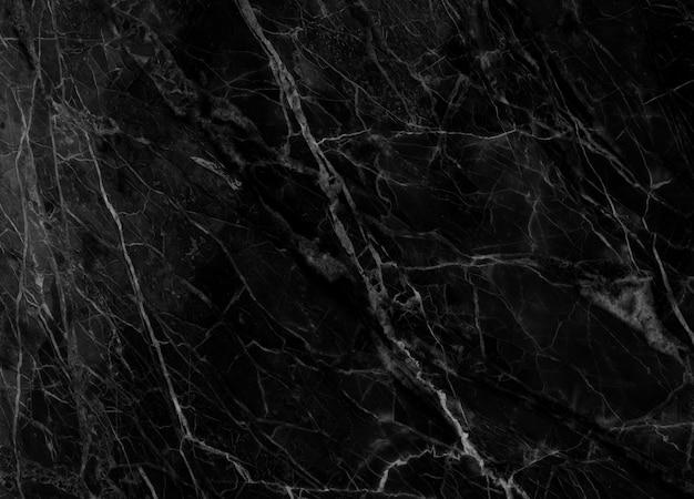 Fundo de textura de mármore preto