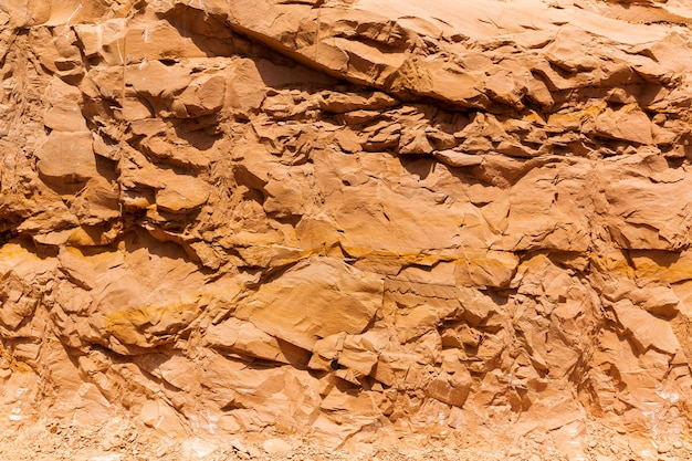 Fundo de textura de montanha de pedra.