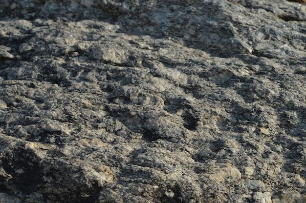 Fundo de textura de montanha de rocha