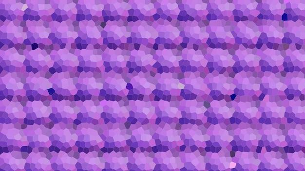 Fundo de textura de mosaico roxo sem costura, papel de parede macio borrado