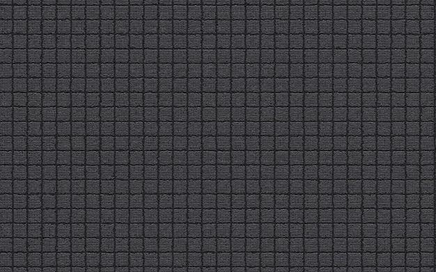 Fundo de textura de padrão geométrico cinza escuro