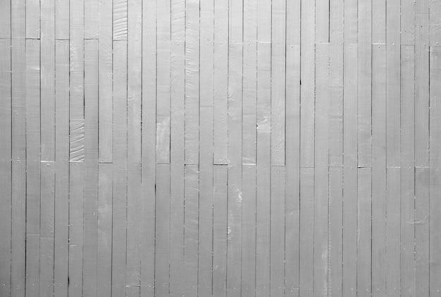 Fundo de textura de painel de madeira cinza vazio