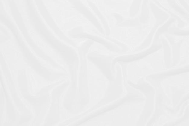 Fundo de textura de pano branco. fundo branco abstrato