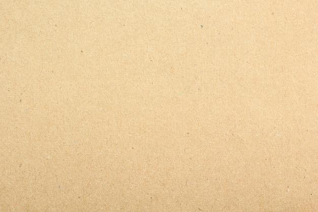 Fundo de textura de papel artesanal marrom
