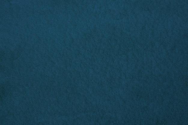 Fundo de textura de papel azul escuro texturizado