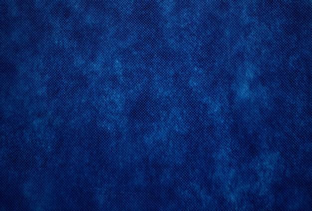 Fundo de textura de papel azul escuro