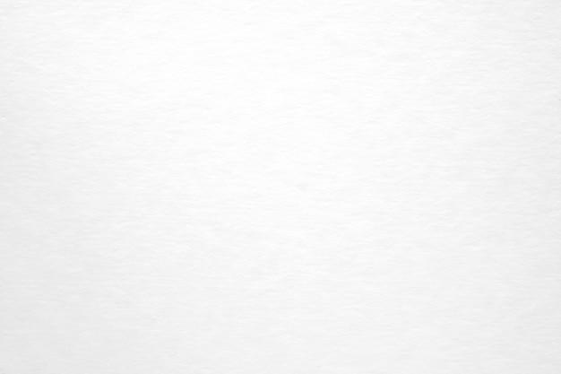 Fundo de textura de papel branco em branco