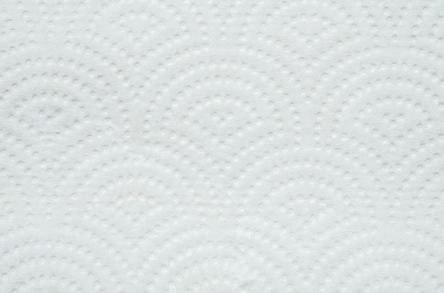 Fundo de textura de papel higiênico de superfície closeup