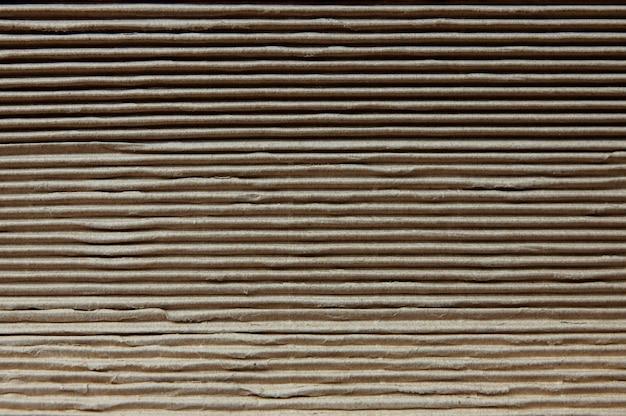 Fundo de textura de papel ondulado