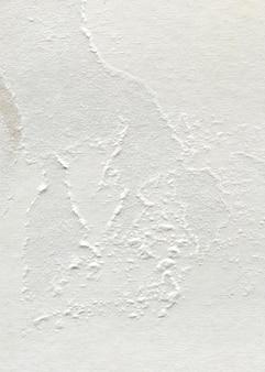 Fundo de textura de papel rasgado branco