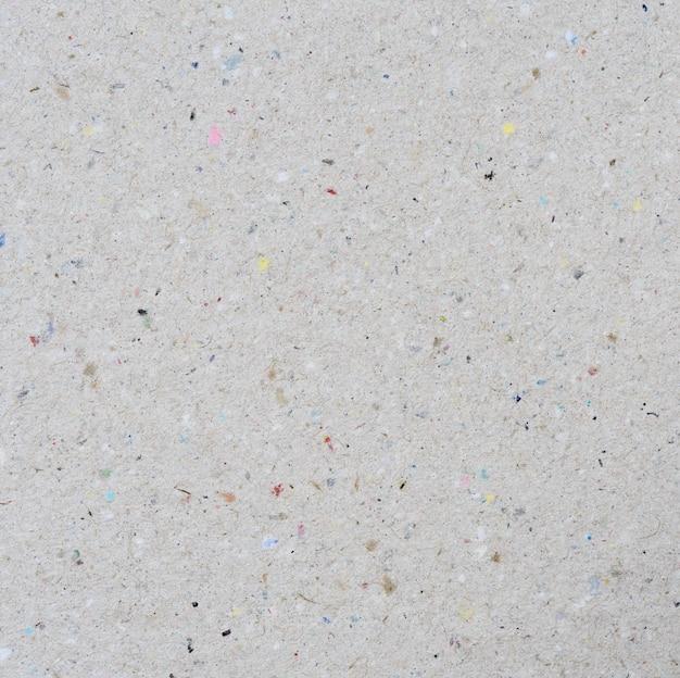 Fundo de textura de papel reciclado