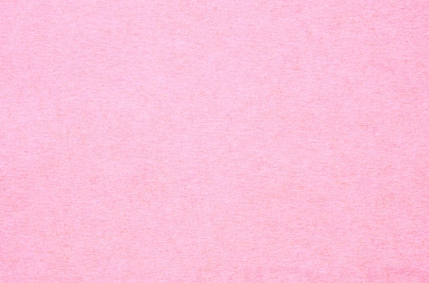Fundo de textura de papel rosa closeup