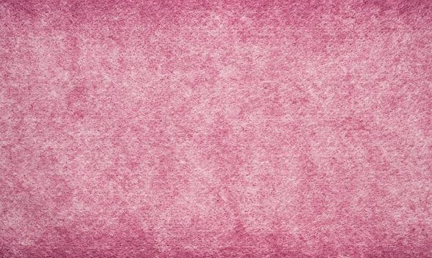 Fundo de textura de papel rosa vintage velho