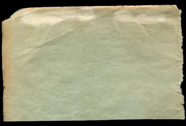 Fundo de textura de papel velho e surrado
