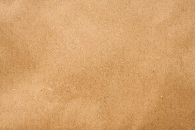 Fundo de textura de papel vintage marrom antigo