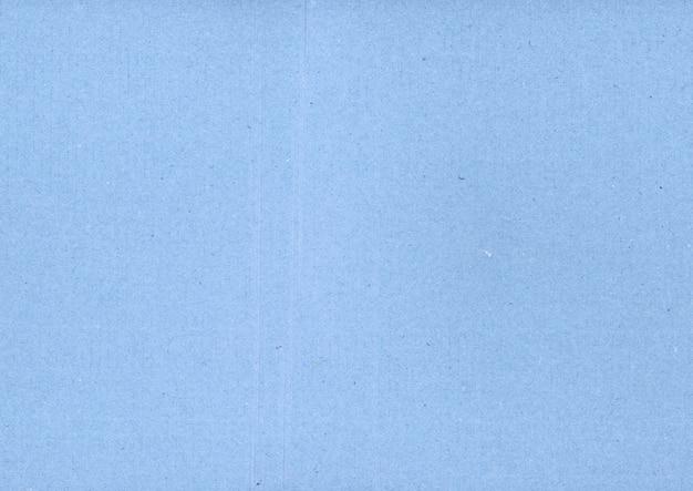 Fundo de textura de papelão azul