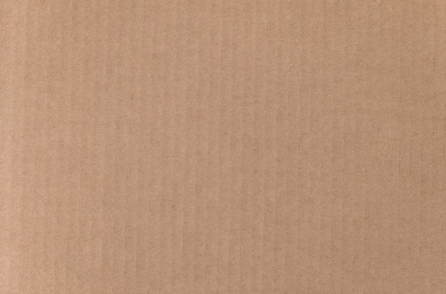 Fundo de textura de papelão marrom