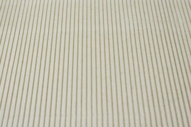 Fundo de textura de papelão ondulado.