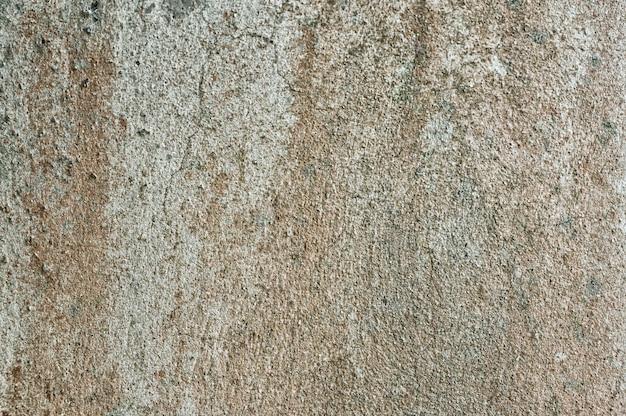 Fundo de textura de parede de concreto rústico marrom e cinza grunge