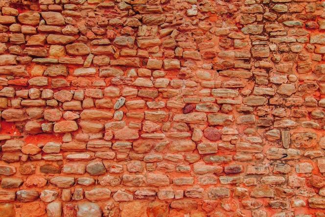 Fundo de textura de parede de pedra. fundo de alvenaria