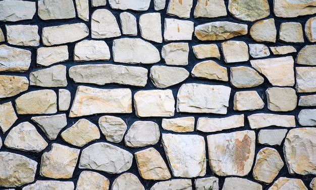 Fundo de textura de parede de pedra