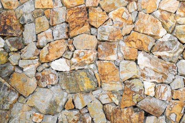 Fundo de textura de parede de rocha bonita