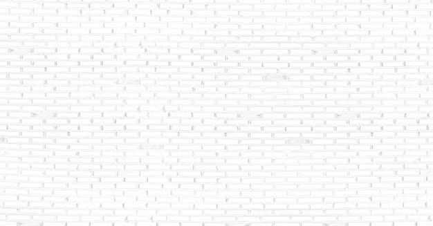 Fundo de textura de parede de tijolo branco abstrato