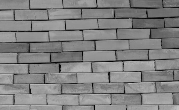 Fundo de textura de parede de tijolo branco para decoração de interiores design moderno