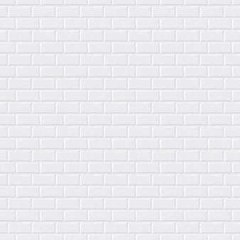 Fundo de textura de parede de tijolo branco