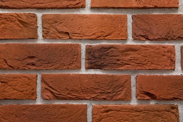 Fundo de textura de parede de tijolo moderno