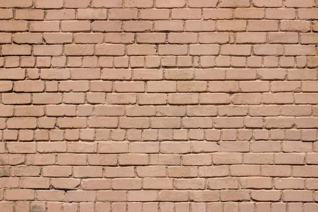 Fundo de textura de parede de tijolo vintage velho