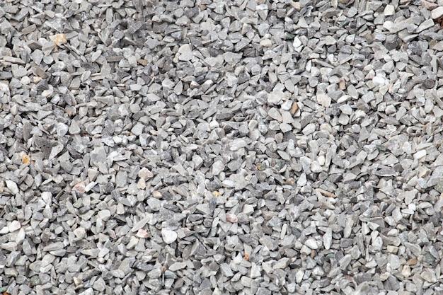 Fundo de textura de pedra esmagada.
