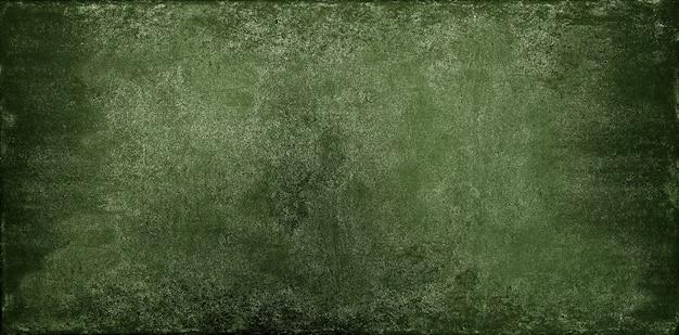 Fundo de textura de pedra irregular verde escuro grunge com rachaduras e manchas