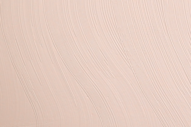 Fundo de textura de pintura acrílica pêssego