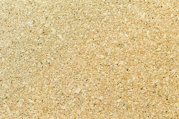 Fundo de textura de placa de madeira de cortiça vazia