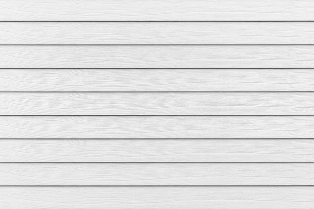 Fundo de textura de prancha de madeira branca.